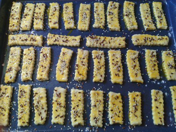 Снимка 2 от рецепта за Гризини