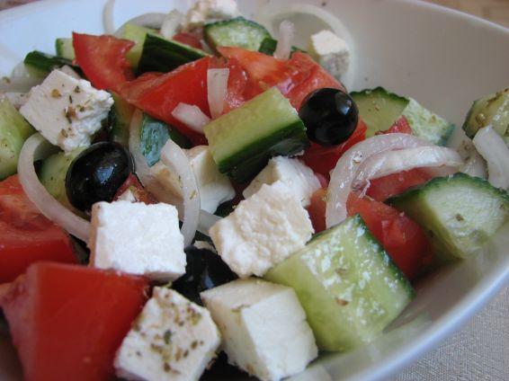 Снимка 1 от рецепта за Гръцка салата
