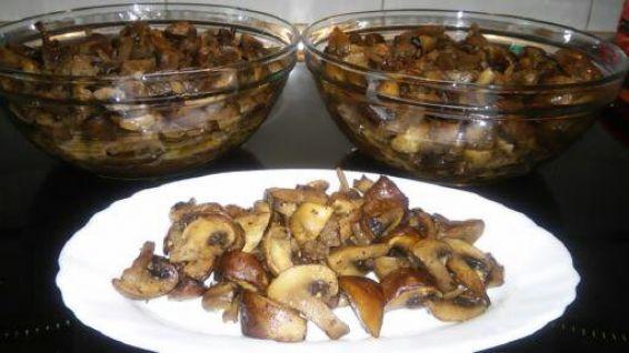 Снимка 7 от рецепта за Гъби на фурна