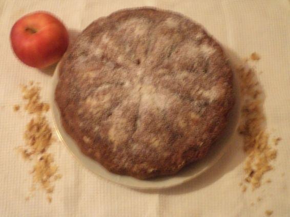Снимка 5 от рецепта за Ябълков сладкиш