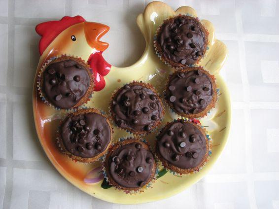 Снимка 3 от рецепта за Ябълкови мъфини