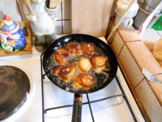 Снимка 2 от рецепта за Икономични бухтички
