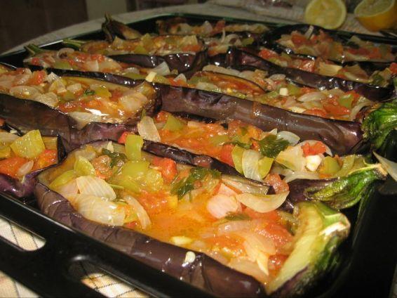 Снимка 2 от рецепта за Имамбаялдъ