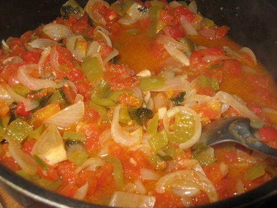 Снимка 3 от рецепта за Имамбаялдъ