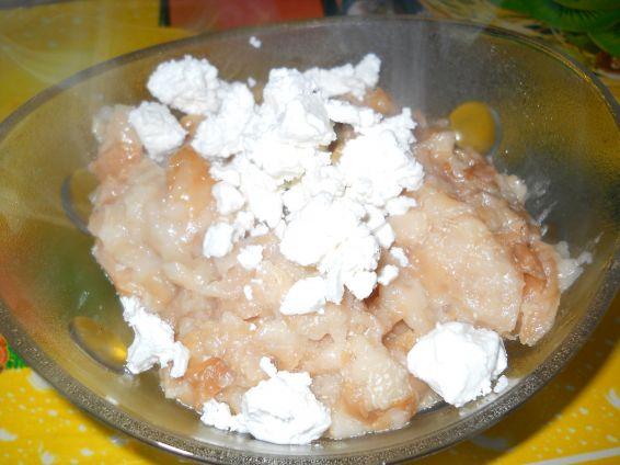 Снимка 4 от рецепта за Юфка със сирене