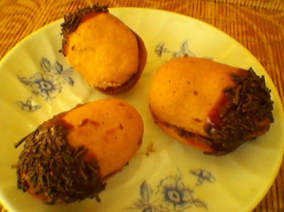 Снимка 2 от рецепта за Жълъдчета