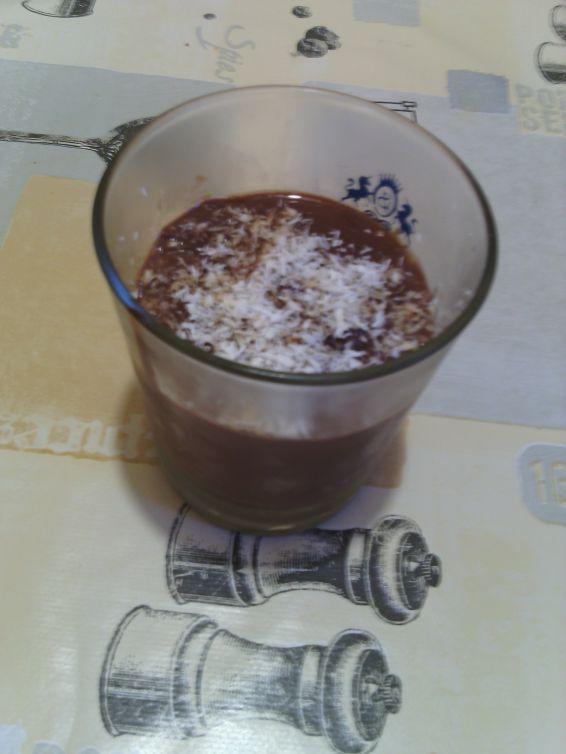 Снимка 3 от рецепта за Какаов крем