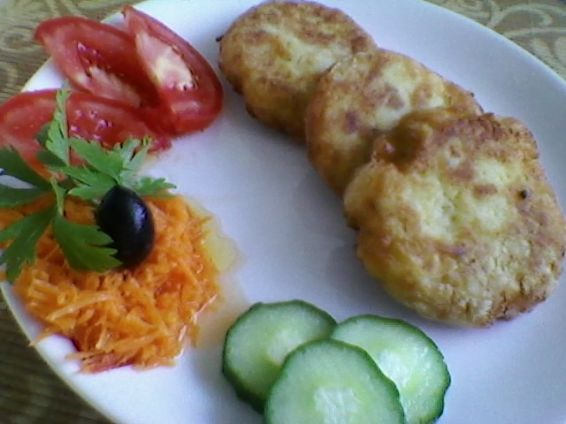 Снимка 5 от рецепта за Картофени кюфтета