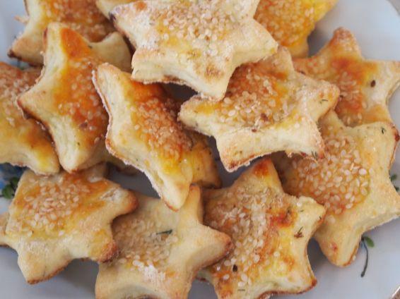 Снимка 2 от рецепта за Картофени соленки