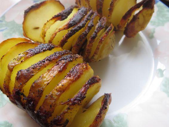 Снимка 1 от рецепта за Картофени спирали на фурна