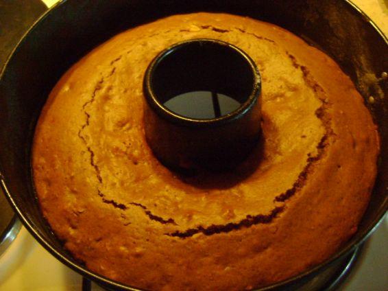 Снимка 6 от рецепта за Кекс без яйца