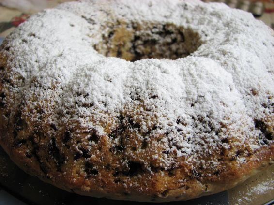 Снимка 1 от рецепта за Кекс с шоколад