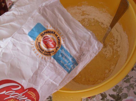 Снимка 3 от рецепта за Кекс със смокини
