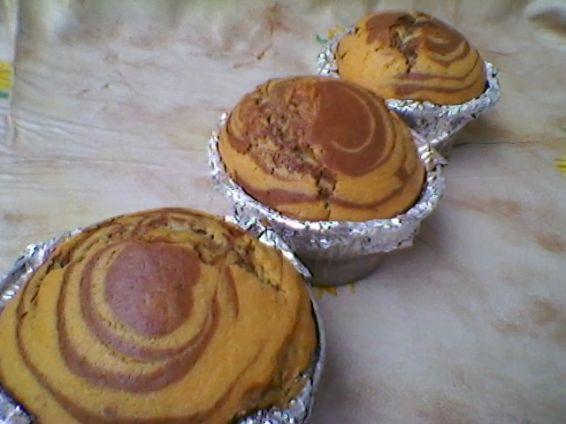 Снимка 5 от рецепта за Кексчета