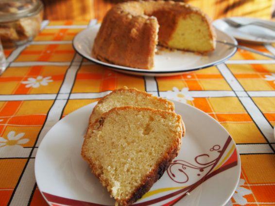 Снимка 2 от рецепта за Кексът от Голяма Желязна