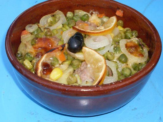 Снимка 2 от рецепта за Кюфтенца в гювеченца