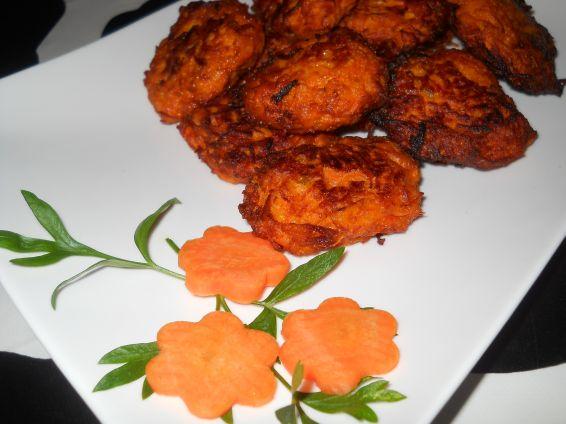 Снимка 3 от рецепта за Кюфтета от моркови