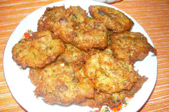 Снимка 7 от рецепта за Кюфтета от тиквички