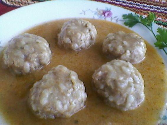 Снимка 5 от рецепта за Кюфтета в доматен сос