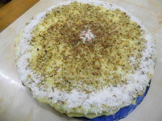 Снимка 10 от рецепта за Кокосова домашна торта