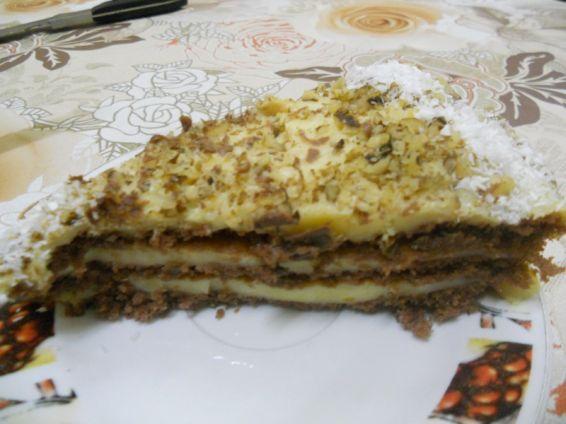 Снимка 12 от рецепта за Кокосова домашна торта