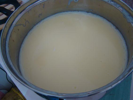 Снимка 5 от рецепта за Кокосова домашна торта