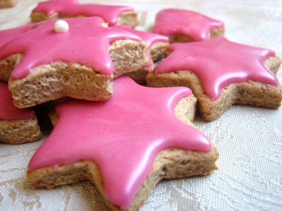Снимка 1 от рецепта за Коледни сладки с джинджифил и канела