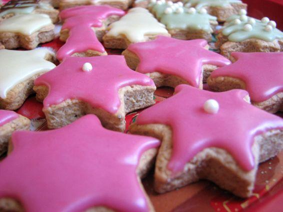 Снимка 3 от рецепта за Коледни сладки с джинджифил и канела