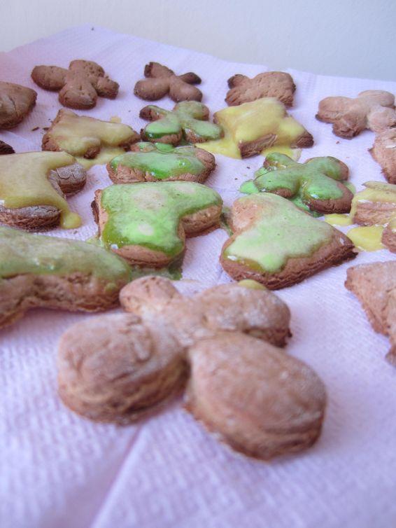Снимка 8 от рецепта за Коледни сладки с джинджифил и канела