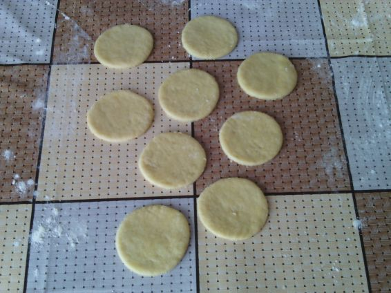 Снимка 2 от рецепта за Корекомки - II вариант