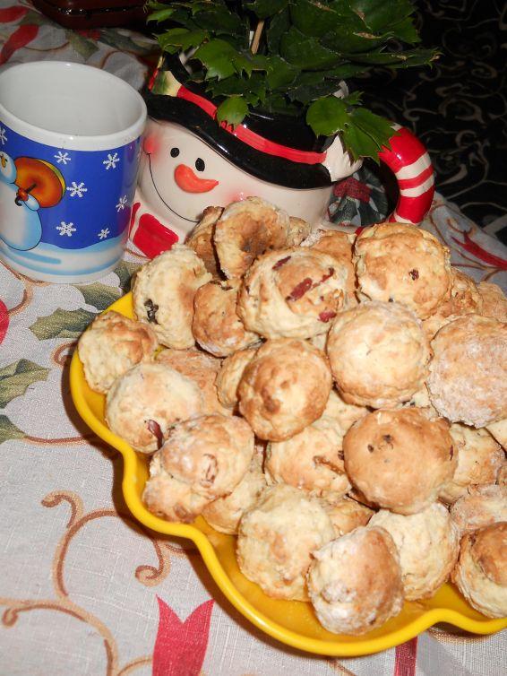Снимка 2 от рецепта за Курабийки с фибри