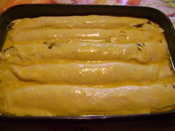 Снимка 3 от рецепта за Лападник