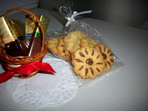 Снимка 2 от рецепта за Маслени бисквити