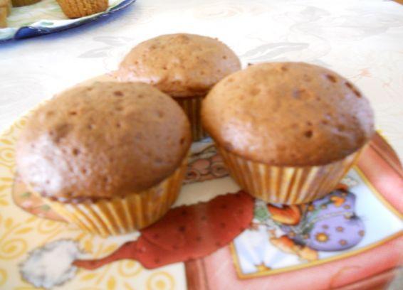 Снимка 4 от рецепта за Медени мъфини с канела и лимонова кора