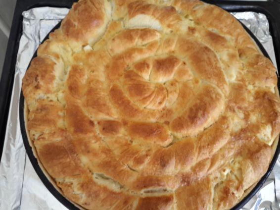 Снимка 2 от рецепта за Месеница