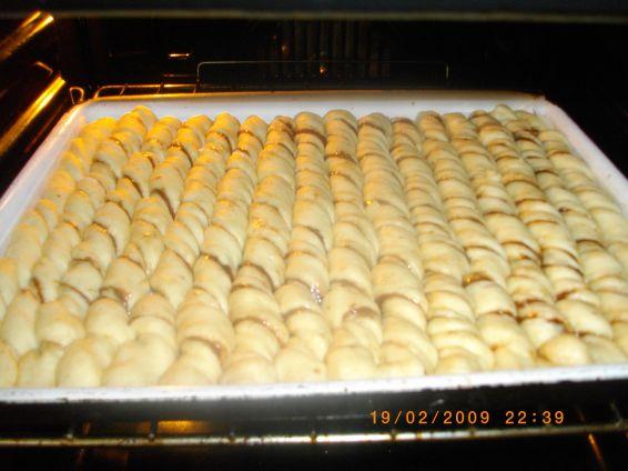 Снимка 4 от рецепта за Мраморно руло