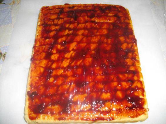 Снимка 6 от рецепта за Мраморно руло