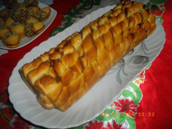 Снимка 7 от рецепта за Мраморно руло