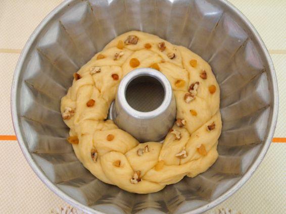 Снимка 5 от рецепта за Мързелив козунак