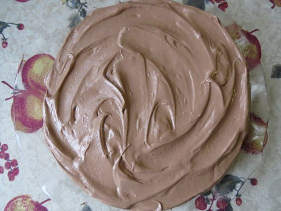 Снимка 1 от рецепта за Орехова торта