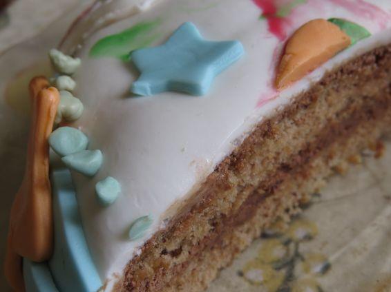 Снимка 3 от рецепта за Орехова торта