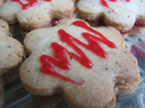 Снимка 2 от рецепта за Орехови сладки