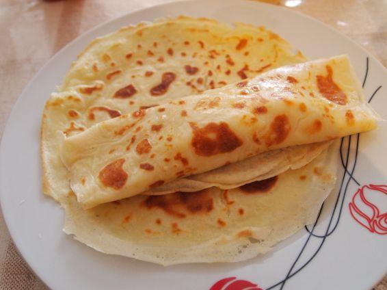 Снимка 9 от рецепта за Палачинки - II вариант