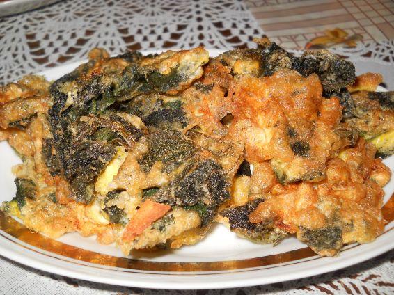 Снимка 2 от рецепта за Панирана коприва