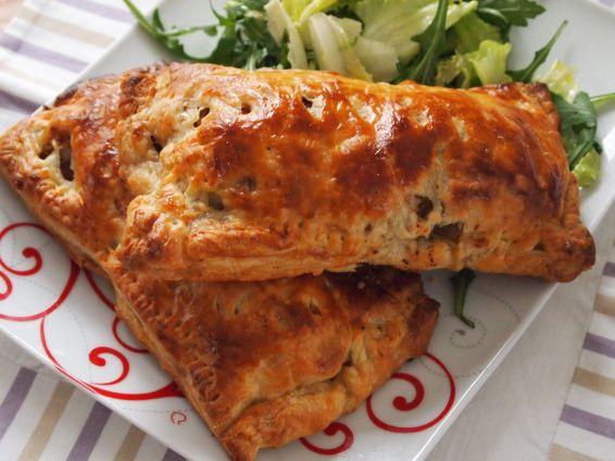 Снимка 2 от рецепта за Пиле `Уелингтън`