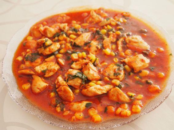 Снимка 2 от рецепта за Пиле по мексикански