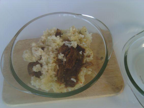 Снимка 7 от рецепта за Пиле с ориз