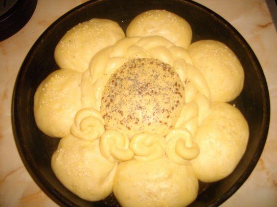 Снимка 6 от рецепта за Питка за Бъдни вечер