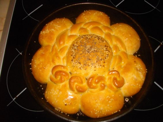 Снимка 7 от рецепта за Питка за Бъдни вечер