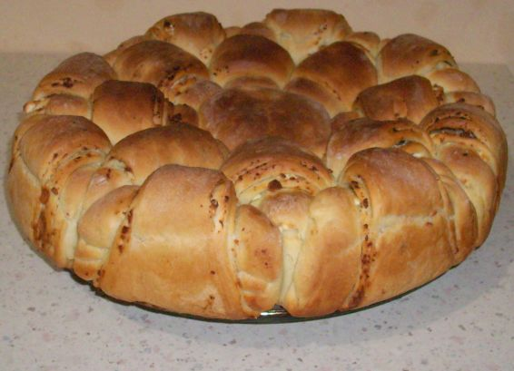Снимка 2 от рецепта за Питката на леля Ленче